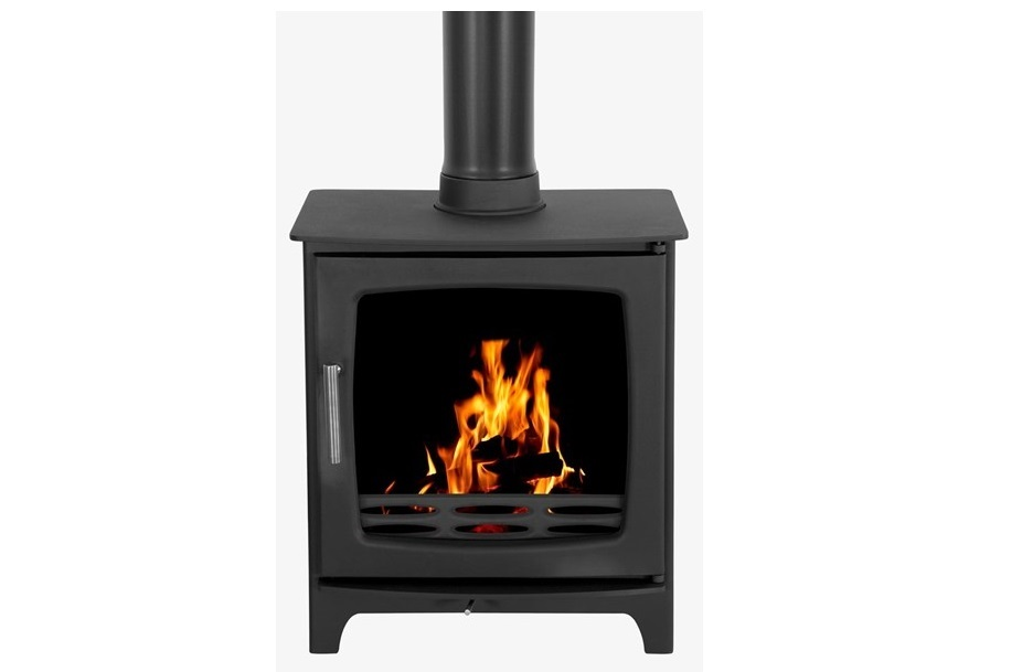 UKAA supply the new ECO Revolution log burning stove by Carron. This stove is ECO design 2022 complieant and comes with a 5 year guarantee
