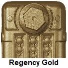 Regency Gold finish radiator paint