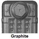 Painted radiators – Graphite finish