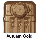 Autumn Gold Carron radiator