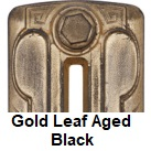Radiator finishes: Gold Lead Aged Black