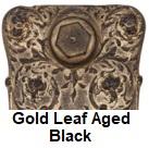 Gold Leaf Aged Black radiator paint