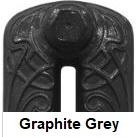 Graphite Grey Carron radiator