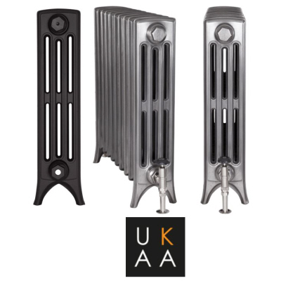 New Carron Crane 4 column cast iron radiators. Traditional Carron metal radiators with a contemporary feel for your home.
